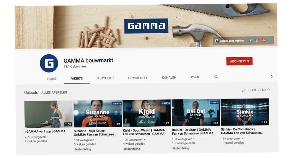 gamma doe het zelf youtube 1024x555